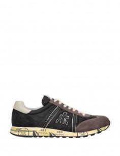 "Premiata ""Lucy Var 5313"" brown sneakers for men - FW21"