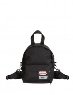 """Mini sac à dos noir """"Shoulder bag"""" Eastpak x MM6 pour femme - FW21"""