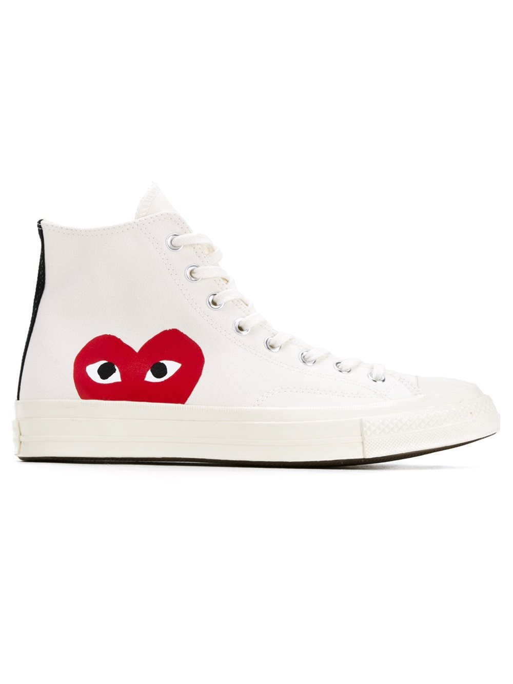 Des Blanches Converse Montantes Play Garçons Comme 2IeEYWHD9