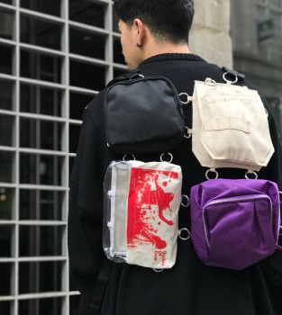 Sacs de créateur de mode et accessoires de sacs pour Homme