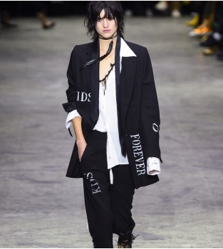 Ann Demeulemeester Women collection