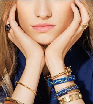 Les bijoux de la créatrice Aurélie Bidermann