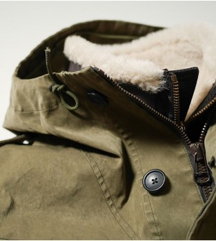 TEN C parkas and coats for Men