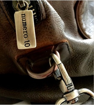 NUMERO 10 handmade bags for men