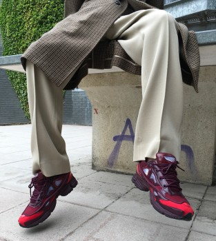 Adidas x Raf Simons collaboration
