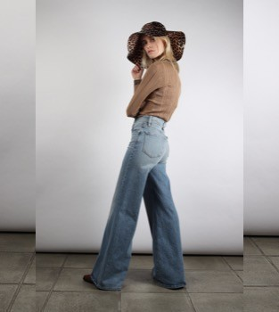 Jeans pants and denim clothes for Women