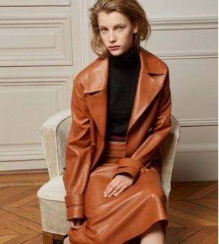 Discover the INES ET MARECHAL's collection of coats