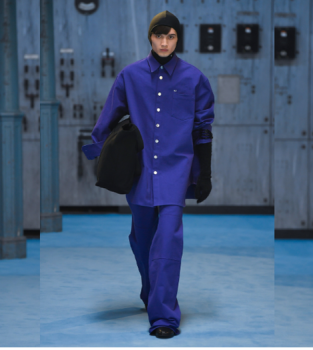 Discover the RAF SIMONS menswear collection