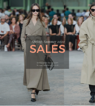 Summer 2020 Woman SALES