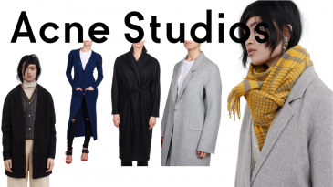 Shop the ACNE STUDIOS Pre-Fall 2016 collection