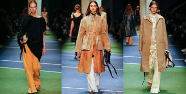 What's up Paris Fashion Week? serie ||| NOIRE decrypt the Acne Studios and Céline shows!